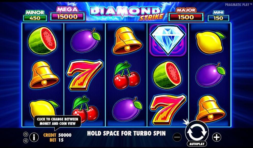 diamond strike game online