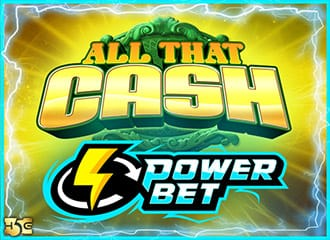 Online Slot All That Cash Power Bet
