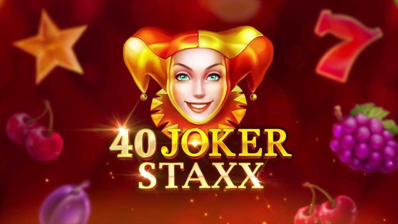 40 Joker Staxx Slot Review