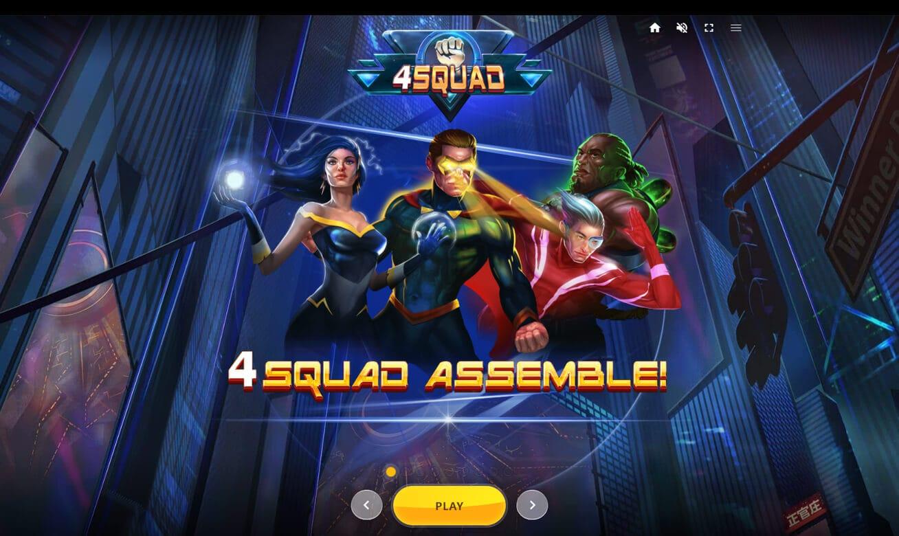 4 Squad Slot Bonus