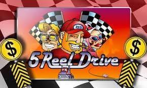 5 Reel Drive Slot Review