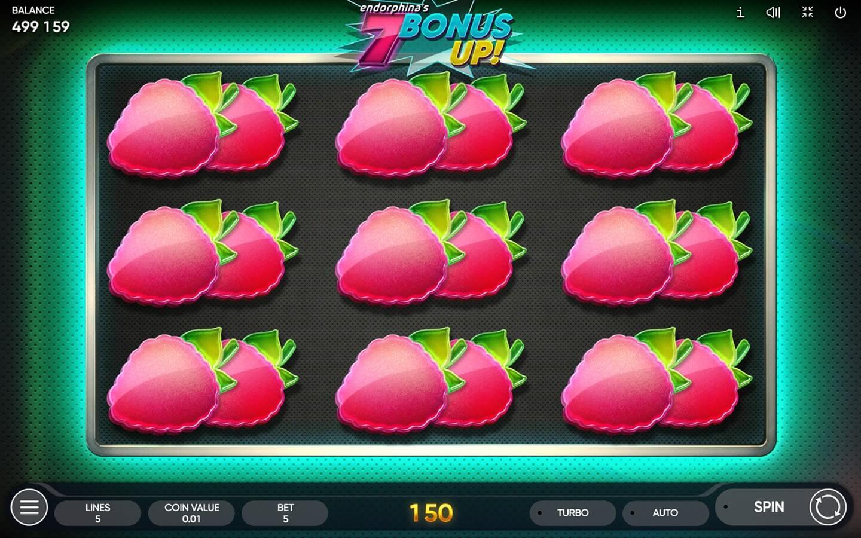 7UP Slot Gameplay