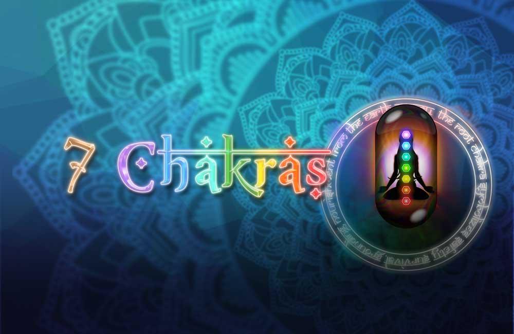 7 Chakras slot logo