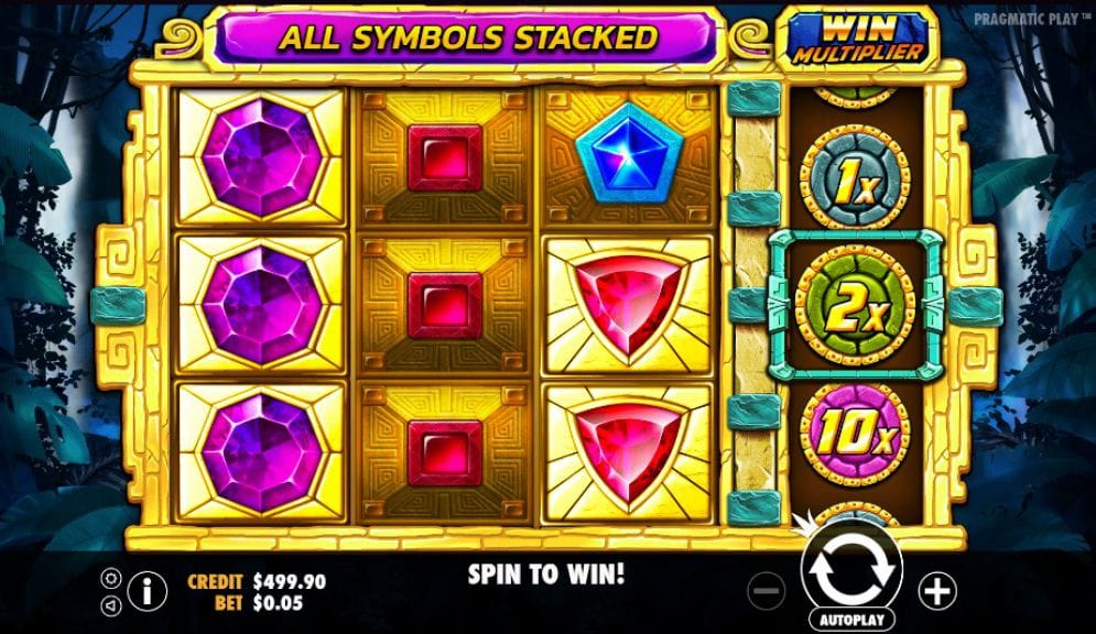 aztec games slots play