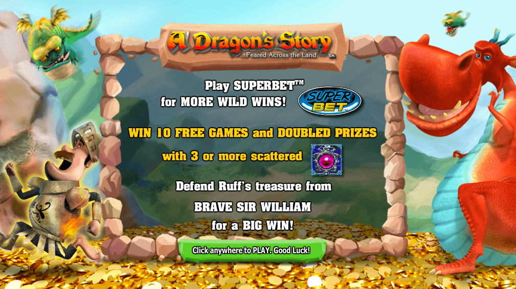 A Dragon Story Slot Bonus