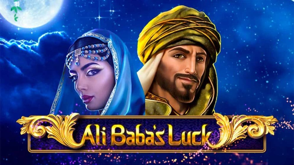 Ali Baba's Luck Review