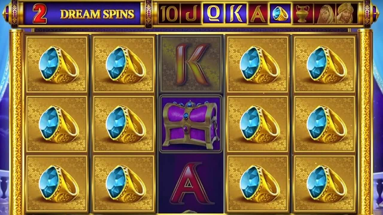 Ali Baba's Luck Slot Bonus