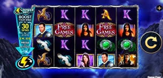 Amulet and the Charm Power Bet Slot Bonus