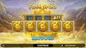 Ancient Fortunes Zeus Bonus