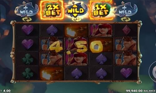 Anderthals Slot Bonus