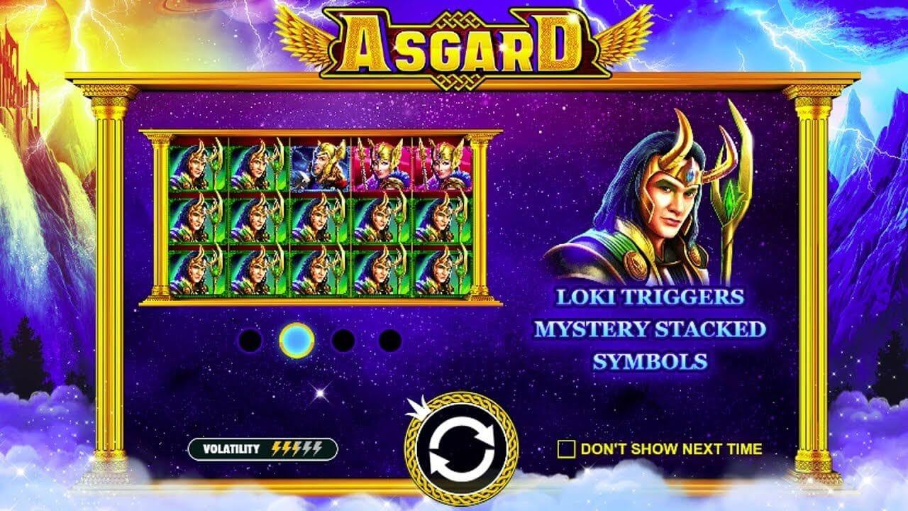 Asgard Bonus
