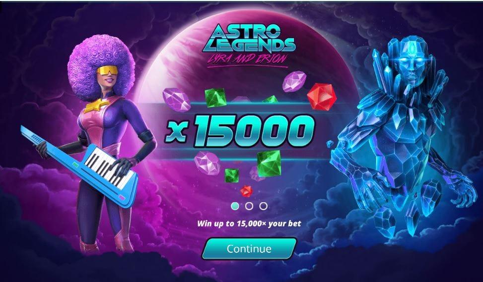 Astro Legends Bonus