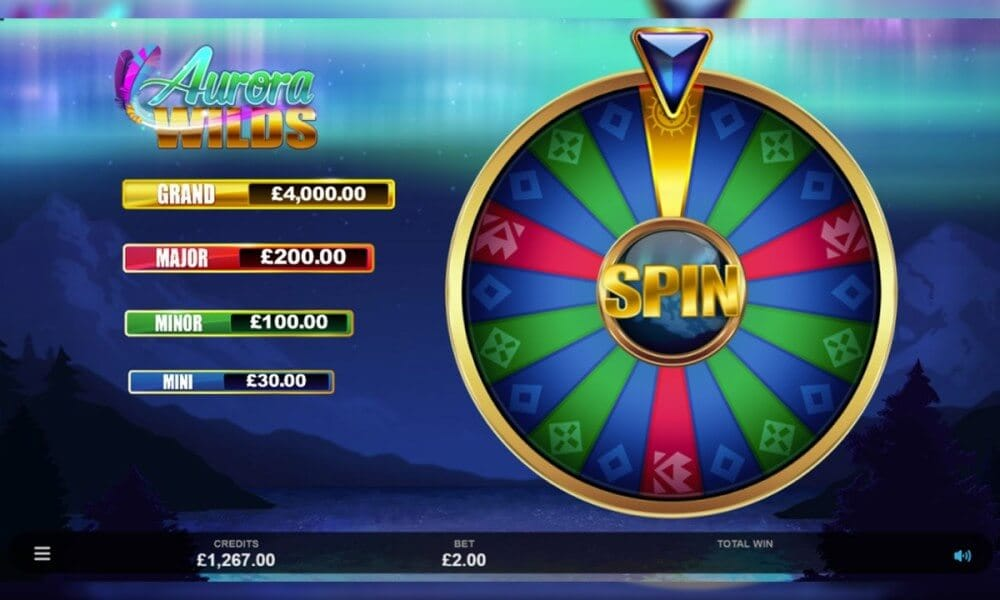 Aurora Wilds Slot Bonus