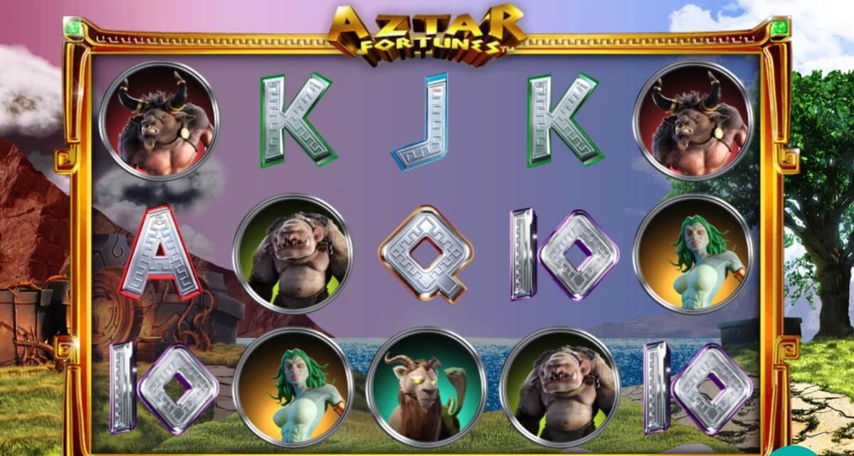 Aztar Fortunes Bonus