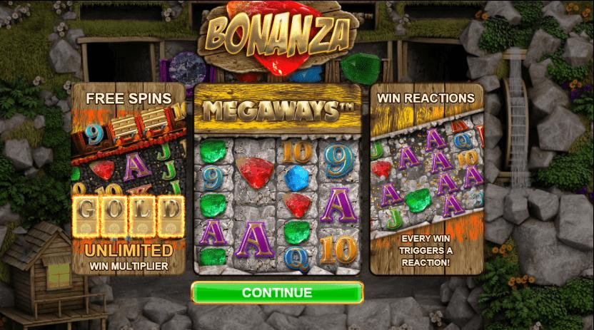 Bonanza play free