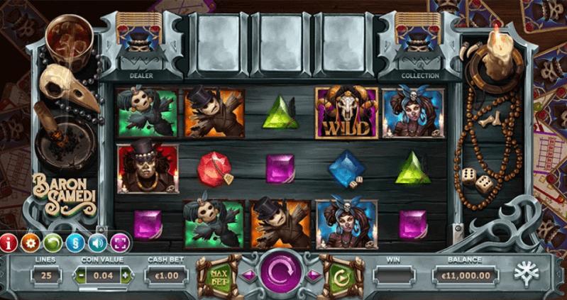 Baron Samedi Gameplay