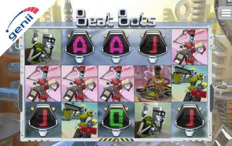 Beat Bots Slot Gameplay