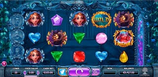 Beauty and the Beast Slot Gameplay