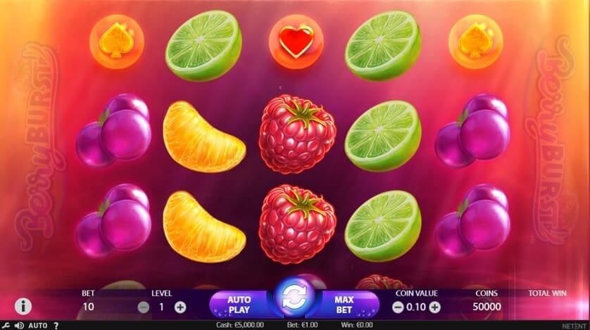 Berryburst Bonus