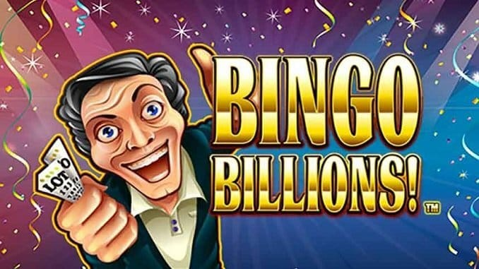 Bingo Billions Slot Review