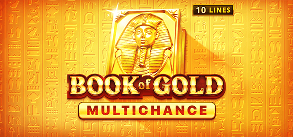 Book of Gold Multichance Review