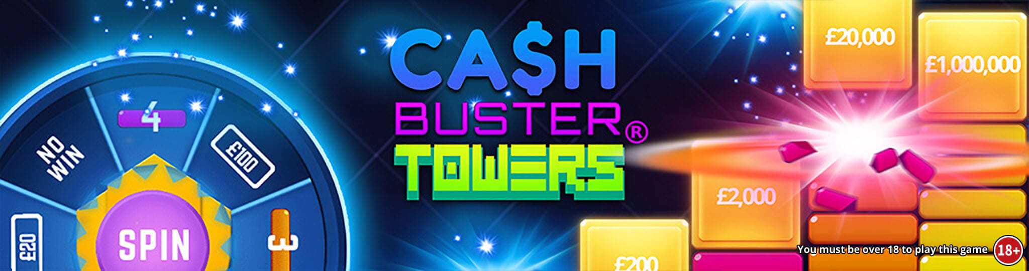 Cash Buster Towers Slot Review