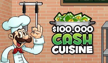 Cash Cuisine Slot Review
