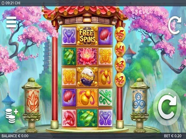 Chi Slot Bonus