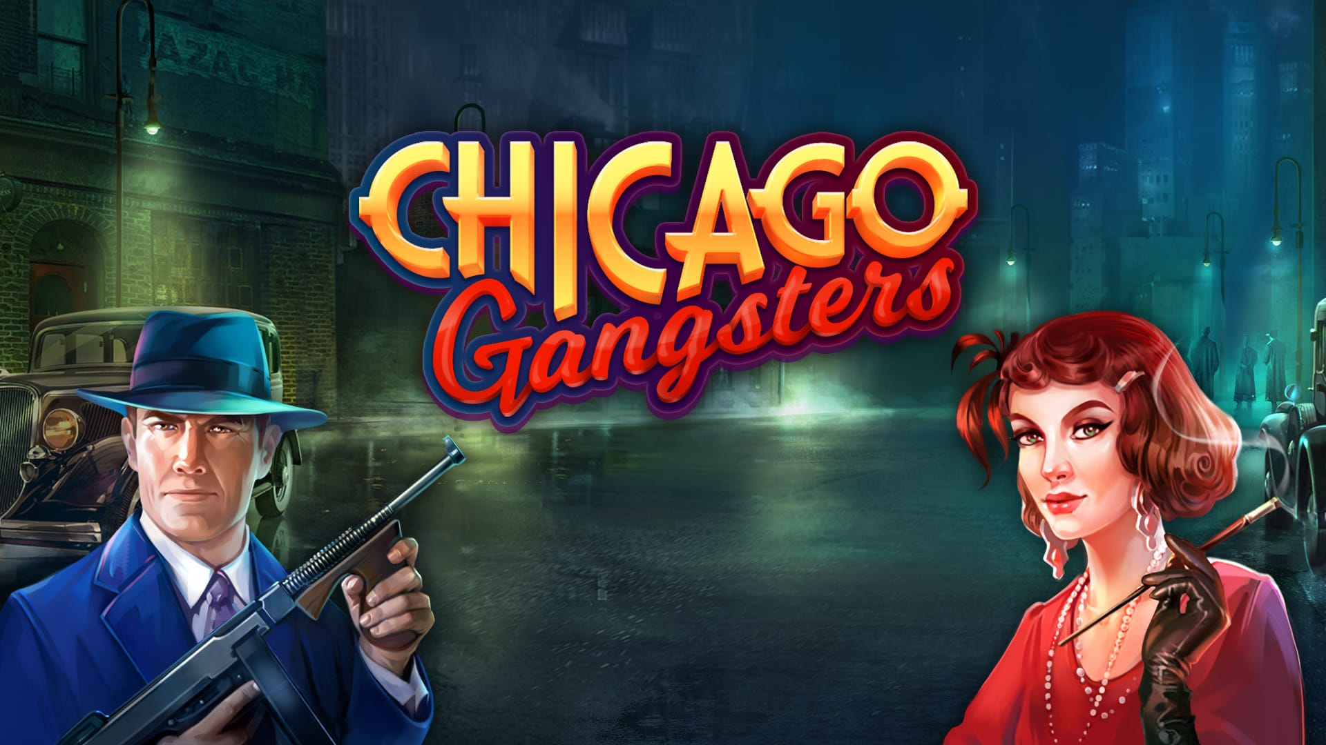 chicago gangsters slots game online