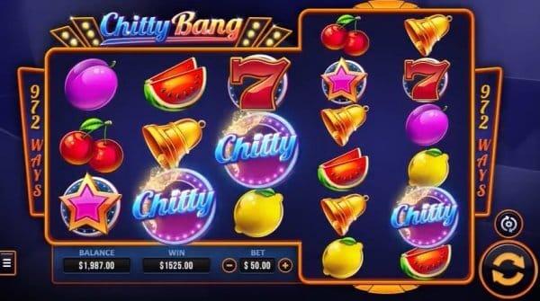 Chitty Bang Slot Gameplay