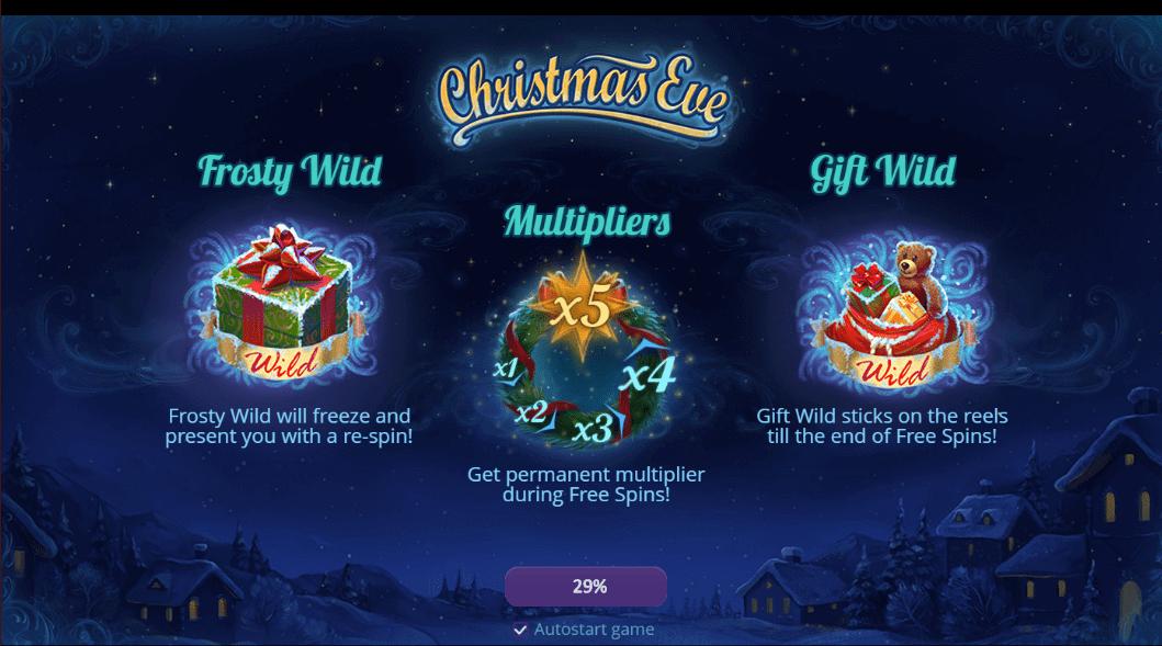 Christmas Eve Slot Bonus