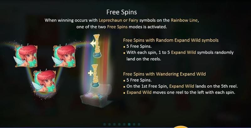 Clover Tales Slot Bonus