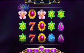 Crystal Lotus Slot Gameplay