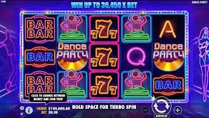 Dance Party Slot Bonus