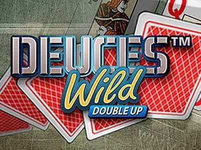 Deuces Wild Double Up Slot Review