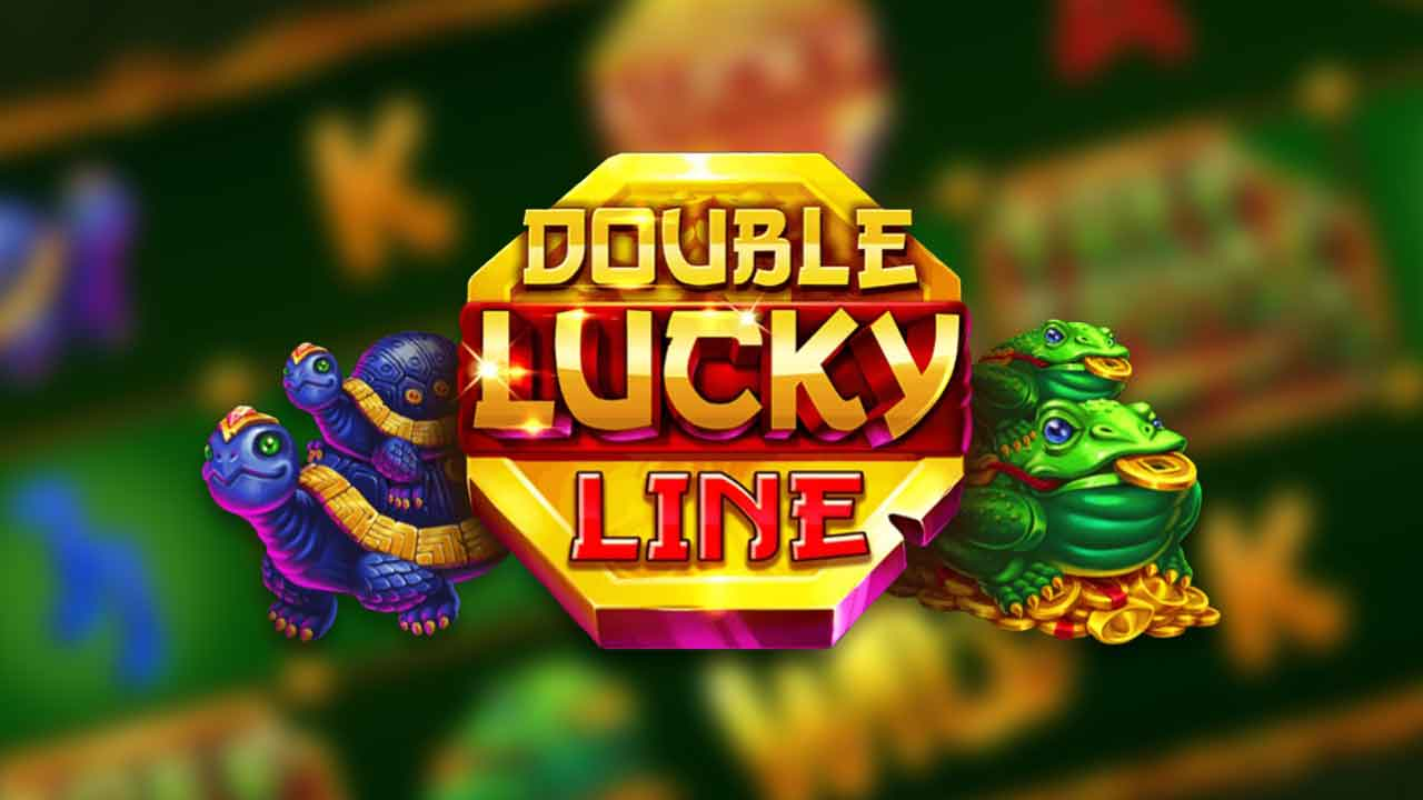 Double Lucky Line Slots Barbados Bingo