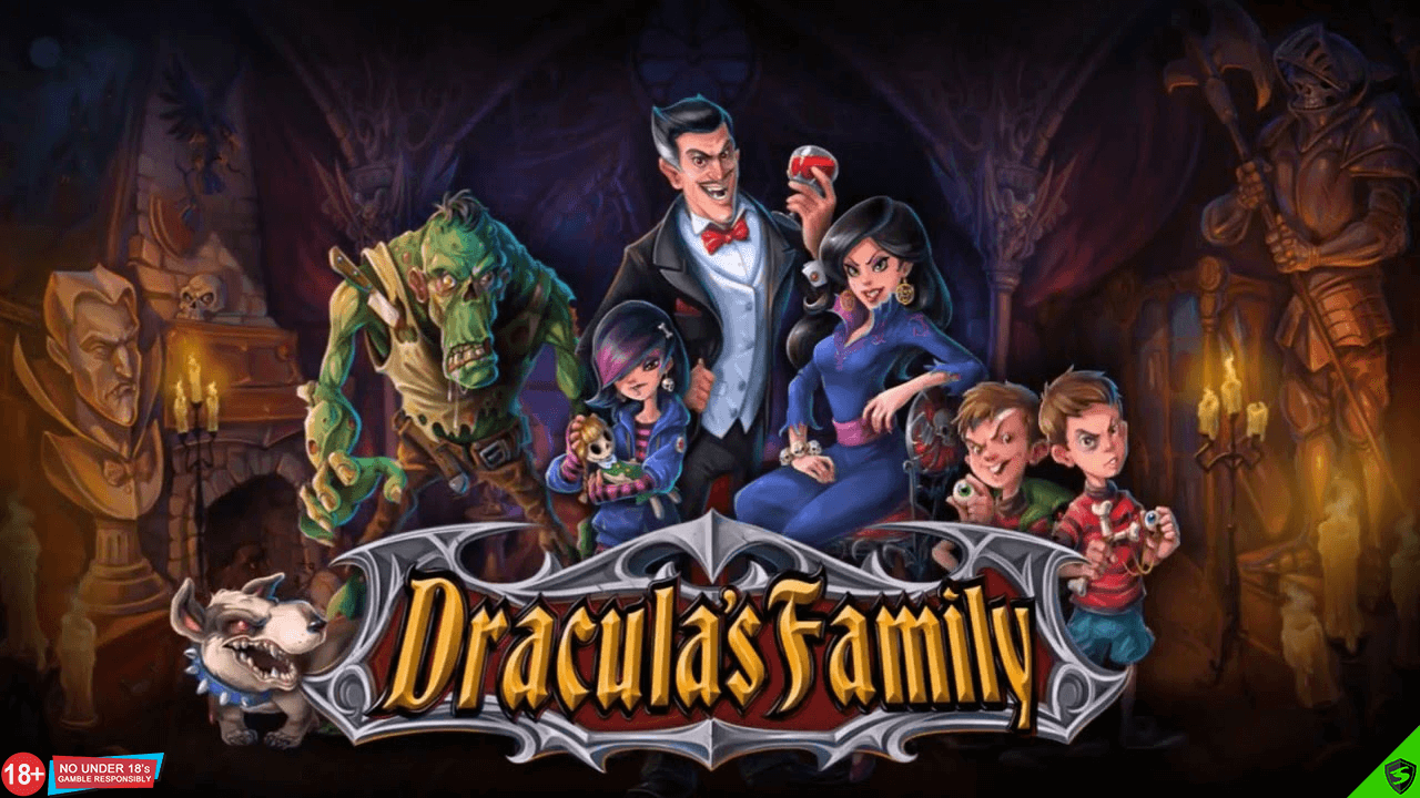 Draculas Family Slot Review