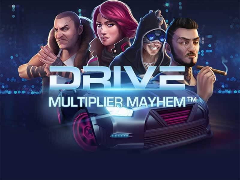 Drive Multiplier Mayhem Review