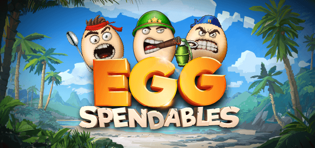 Eggpendables Review