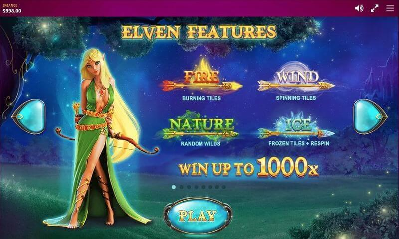 Elven Magic Bonus