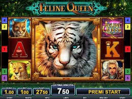 Feline Queen Slot Gameplay
