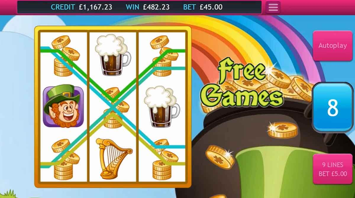 Fiddle Dee Dough Slot Bonus