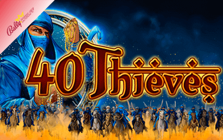 Forty Thieves Slot Review