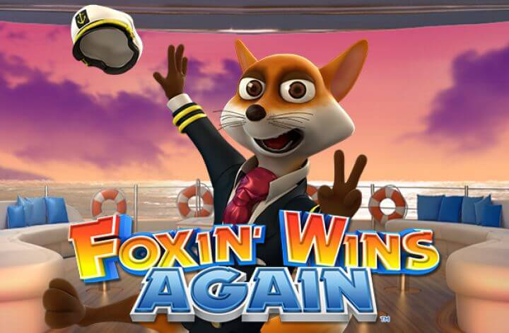 Foxin Wins Again Slot Review