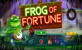Frog of Fortune Review