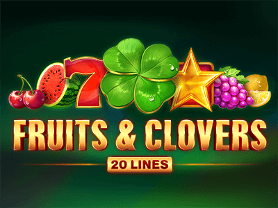 Fruits & Clovers 20 Lines Review