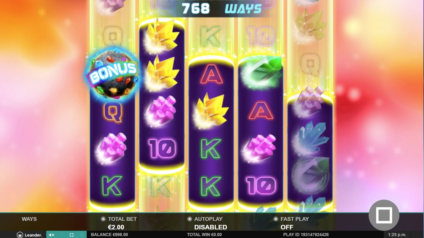 Gem Zone Slot Bonus