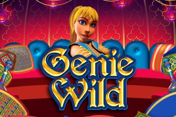 Genie Wild Slot Review