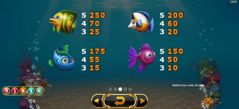 Golden Fish Tank Slot Bonus