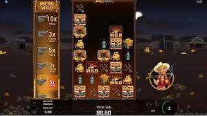 Gold n Rocks Slot Bonus